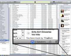 Apple Airport Express for whole house audio modern