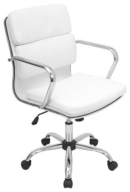 bachelor office chair white contemporary office chairs chicago