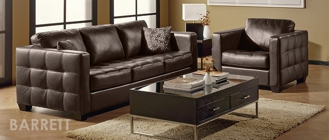 Palliser Barrett Stationary Sofas Sectionals Contemporary Sectional