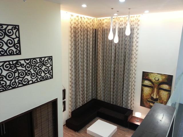 NEW HOUSE DESIGN 2012 modern-living-room