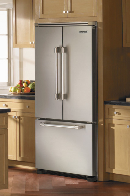 Viking D3 French Door Refrigerator - Contemporary - dallas - by Elite Appliance