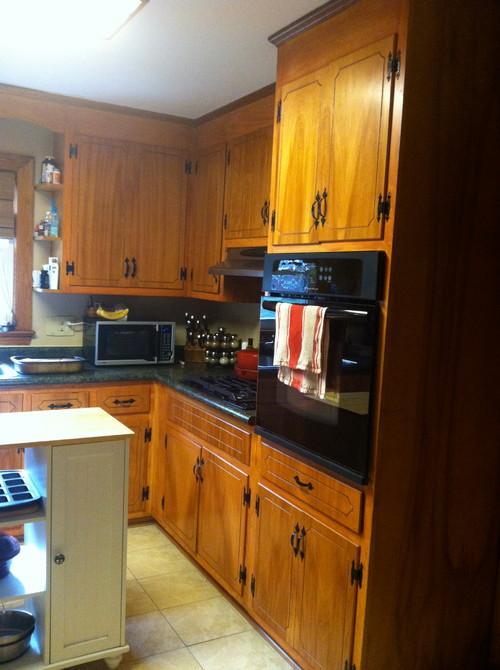 Need Help Updating My 1960s Kitchen