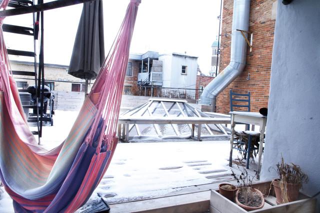 Luc Sergerie: Montreal, Quebec industrial-exterior