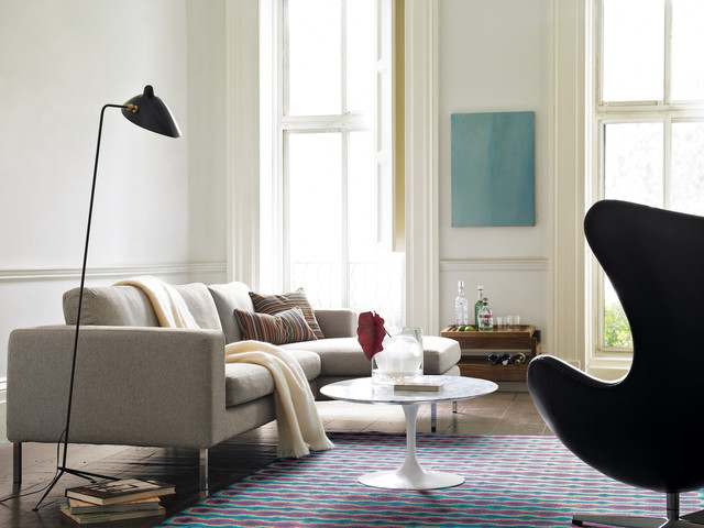 Design Within Reach modern-living-room