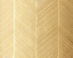 Chevron Texture in White Gold Wallpaper modern wallpaper