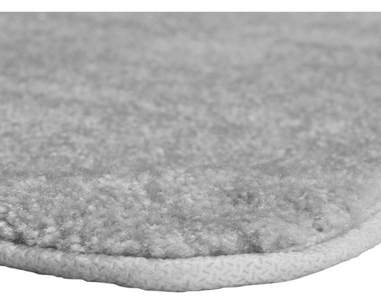 Sands Rug - Plush Deluxe Washable Bath Rug (Set of 3) - Relish the luxurious softness of the Plush Deluxe bathroom collection. Add a note of tasteful color to your most relaxing space, while enjoying the easy-to-clean features of nylon and the added safety of each rug's non-skid backing.