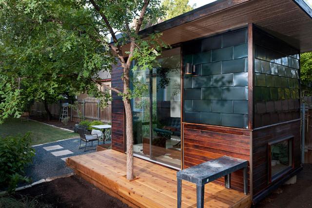 Sett Studio contemporary-prefab-studios