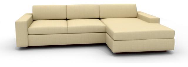 Jackson Sofa w/ Chaise, Tumbleweed contemporary-sofas