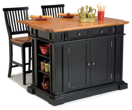 Kitchen Island Set modern-kitchen-islands-and-kitchen-carts