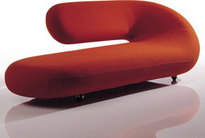 Chaise Lounge Sofa By Artifort modern-sofas