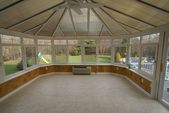 Custom Kitchen Remodel in Monmouth County, NJ traditional-porch