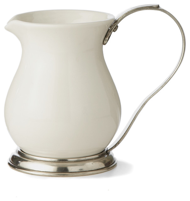 Tuscan Large Pitcher traditional-pitchers