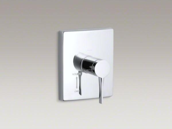 KOHLER Stance(R) volume control valve trim contemporary-bath-products