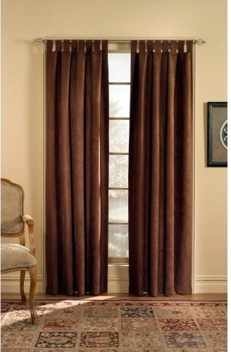 Tab Top Curtain Ideas | Interior Decorating and Home Design Ideas