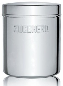 Alessi | UTA1383/Z Sugar Jar modern-food-containers-and-storage