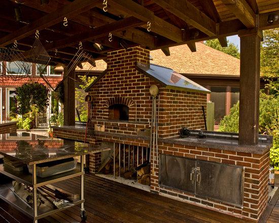 Mugnaini Pizza Ovens - Outdoor Oven -