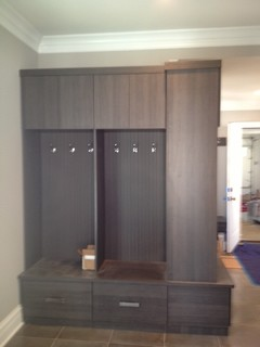 ... - Modern - Laundry Room - chicago - by Closet Organizing Systems