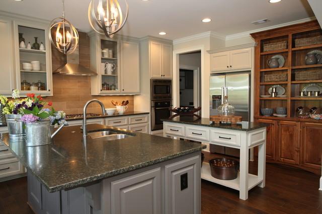 Rustic Modern Design contemporary-kitchen