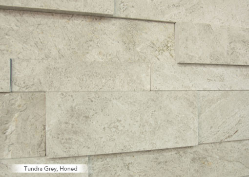 3 Dimensional Limestone Panels With Texture Modern