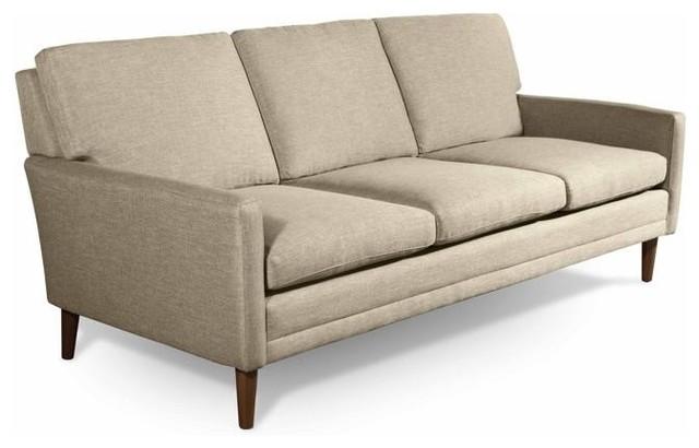 "TrueModern Circa 84"" Sofa modern-sofas"