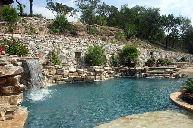 Swimming Pools By Stadler Custom Homes Eclectic Pool