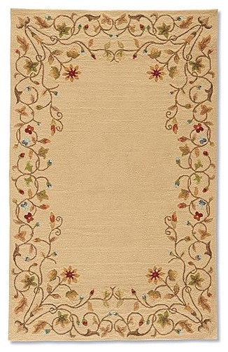 Marion Outdoor Rug - Frontgate traditional-outdoor-rugs