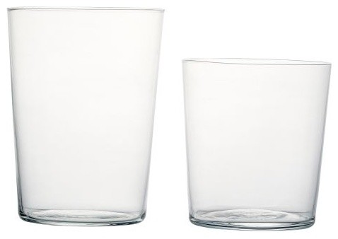 Tumblers (Set of 6) modern-everyday-glassware