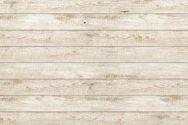 Carrick Wall Paneling Decorative Print White Barn Wood