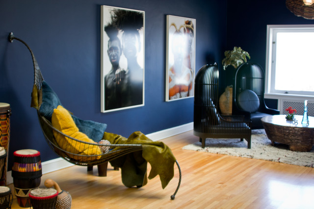 eclectic  Rumpus Room — San Francisco Decorators Showcase 2011