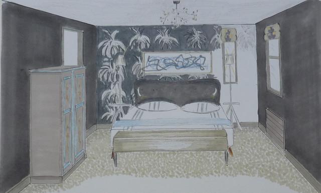 Sussex cottage eclectic