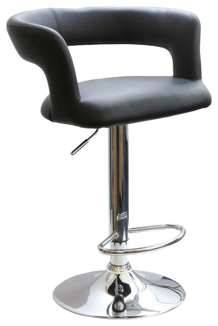 amerihome adjustable height round back bar stool
