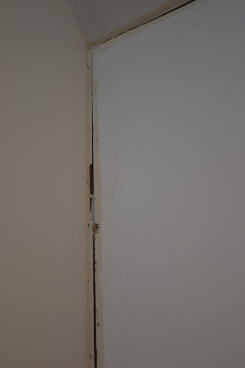 "How to fix 1"" gaps in drywall seams?"