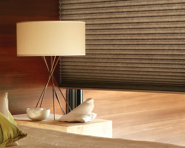 Hunter Douglas Custom Window Treatments contemporary-cellular-shades