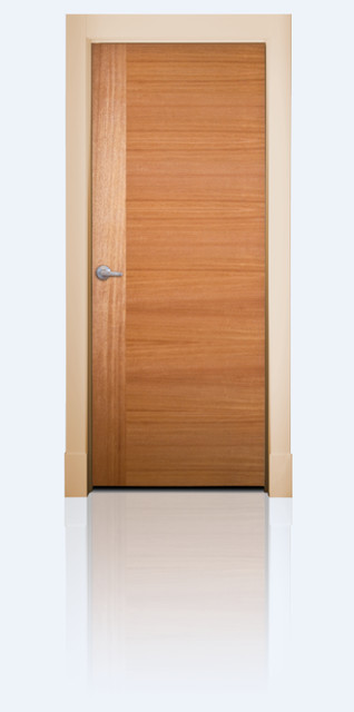 Midrange Flush Interior Door For Modern Design Modern