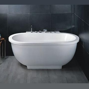 Whirlpool Bathtub contemporary