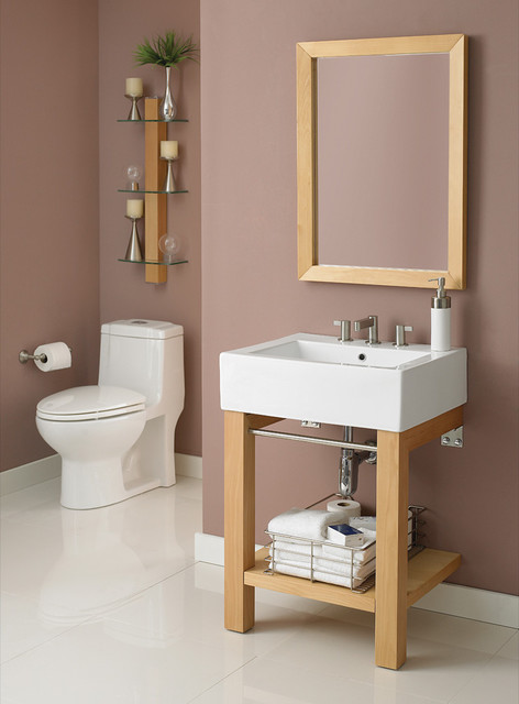 Small bathroom vanities traditional bathroom vanities for Small bathroom vanity with sink