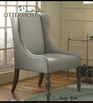 Achieve The TV Series Revenge Interior Modern Armchairs And Accent Chairs