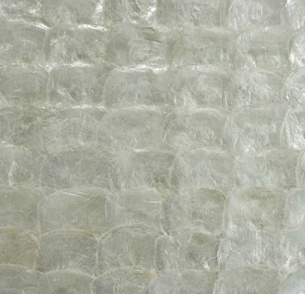 capiz wall covering white color modern-home-decor