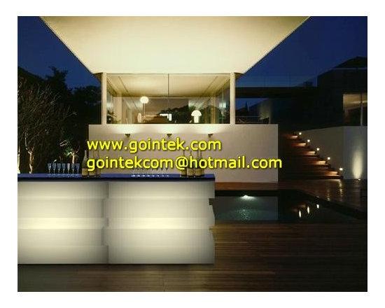 LED Modern Bar Counter With Light -