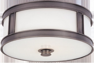 Patterson 3 Light Flush Mount modern ceiling lighting