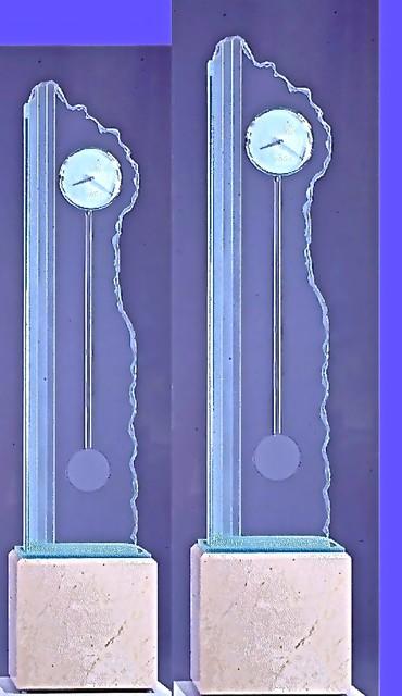 Don Anthony Custom Grandfather Clock - Contemporary ...