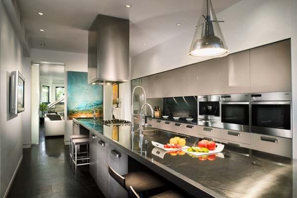 JB Kitchen & Master Bedroom contemporary-kitchen