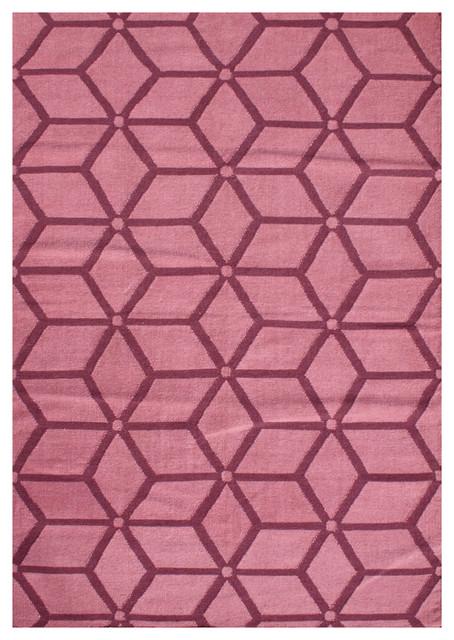 Camellia Rose Contemporary Rug contemporary-rugs