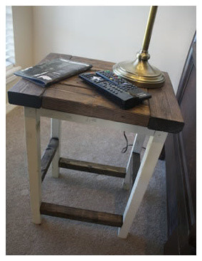 James+James Night stand. farmhouse-nightstands-and-bedside-tables