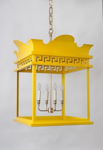The Rothesay Lantern asian-pendant-lighting