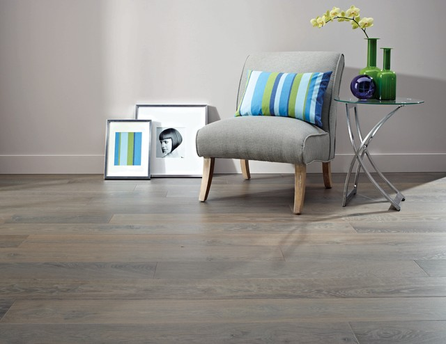 Contemporary Hardwood Flooring
