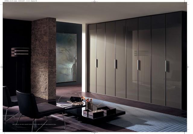 Modern Wardrobes Armoires Italian Furniture Modern New York By Ital