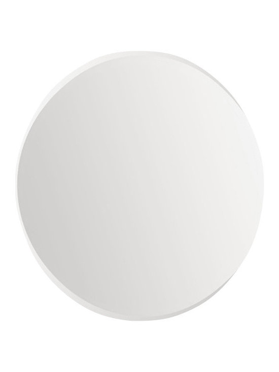 Alno Inc. - Alno Creations 24 Inch X 36 Inch Tapered Bevel Mirror 9564-302 - Alno Creations 24 Inch X 36 Inch Tapered Bevel Mirror 9564-302