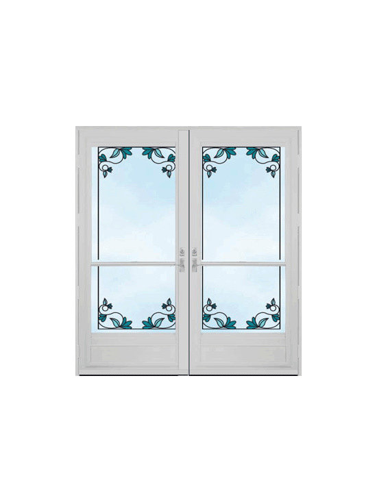Storm Doors - Check out this unique and stylish design on this storm door which will surely give your home that perfect exterior look. Feel free to share your thoughts and ask a question about this door! | Hunt Valley, MD | Clearview Window & Door Company