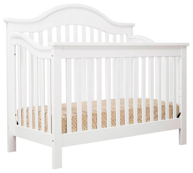 Jayden 4-in-1 Convertible Crib traditional-cribs